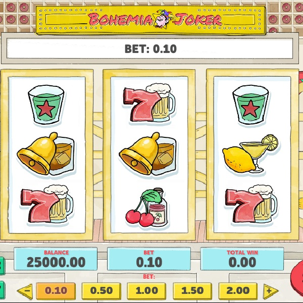 Bohemia Joker Offers More Than Most Classic Slots