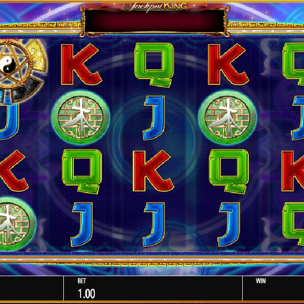 Wu Xing Slot Brings You an Oriental Progressive Jackpot