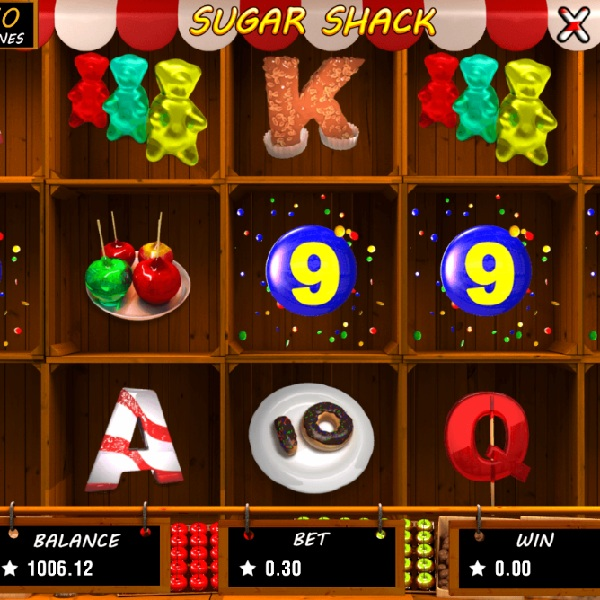 Sugar Shack Slot Takes You to a Sweet Shop of Spins