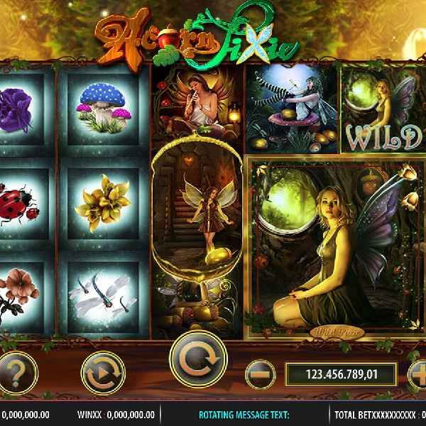 Acorn Pixie Slots Brings Magic to the Reels