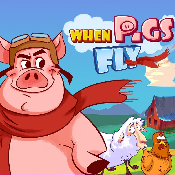 When Pigs Fly! Slot Features Expanding Reels and Free Spins