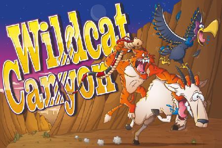 Wildcat Canyon Slot Released by NextGen Gaming