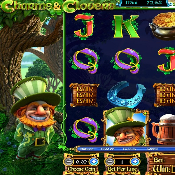 Charms & Clovers Slot Takes You to Ireland for Progressive Wins