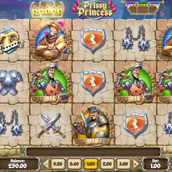 Prissy Princess Slots Review – A Bonus Filled Adventure