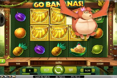 Go Bananas! Slot Coming Soon From Net Entertainment
