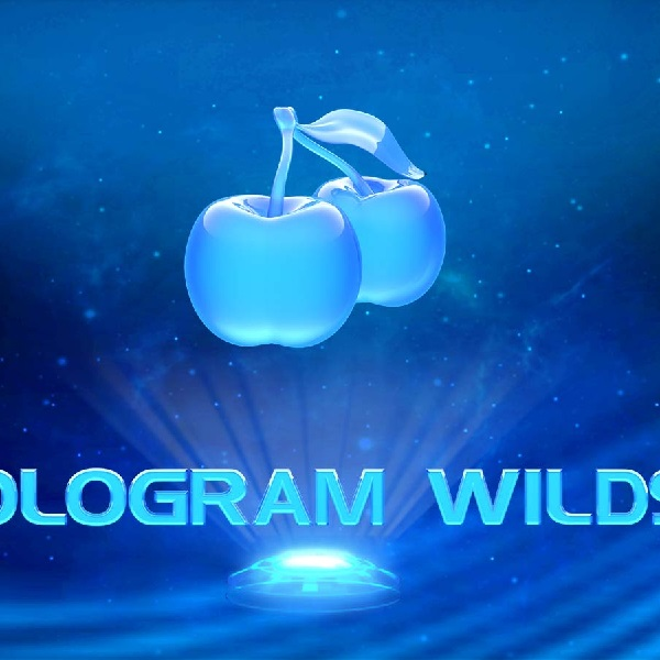 Hologram Wilds Slots Beams Wilds onto the Reels