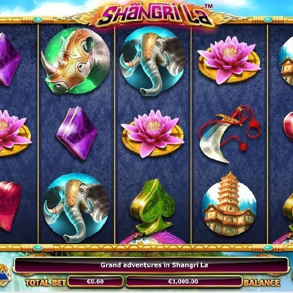 Shangri-La Slot Offers The Chance of Bonuses with Every Spin