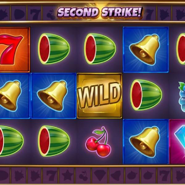 Second Strike Slot Offers Unique Bonus Feature