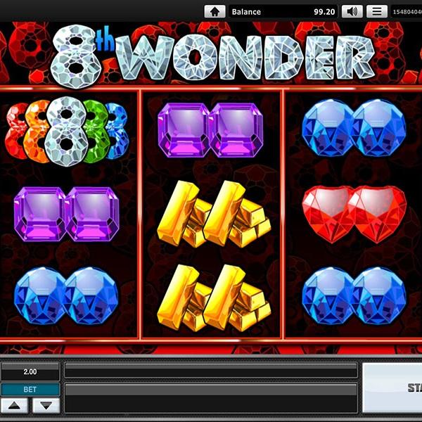 8th Wonder Slot Impresses With Simplicity