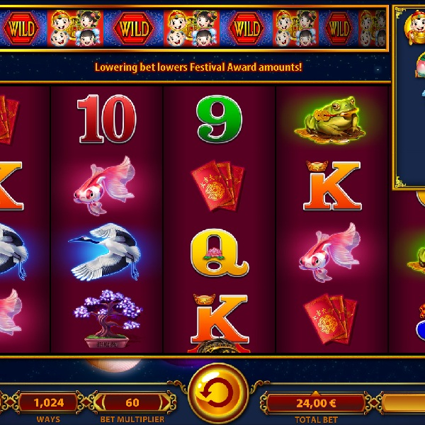 Wishing You Fortune Slot Offers Plentiful Winning Opportunities