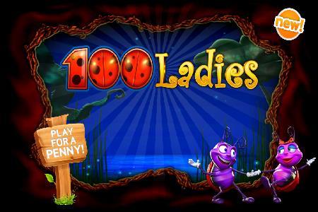 100 Ladies Slot Offers 100s of Ways to Win