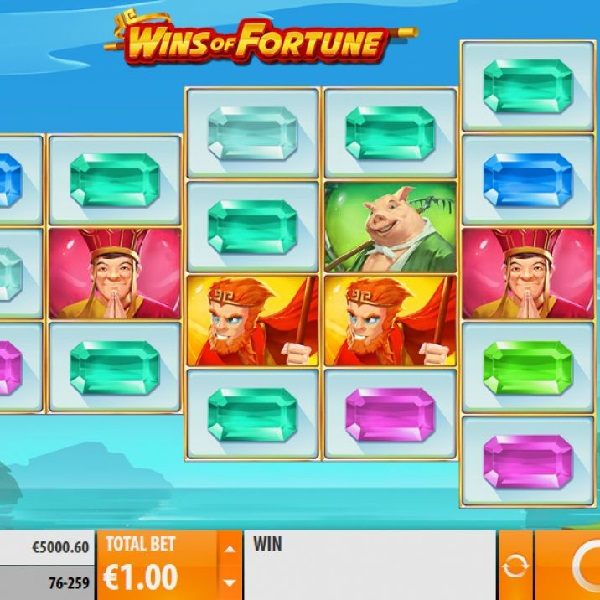 Wins of Fortune Slot Brings Something New to the Reels