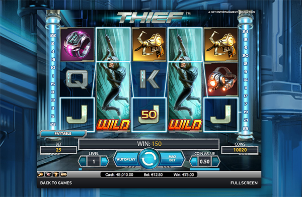 New Video Slots from Net Entertainment