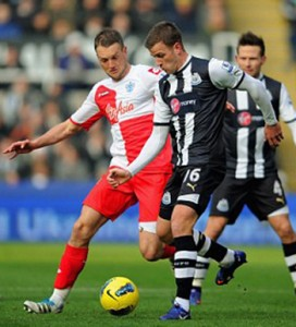 On Saturday afternoon Newcastle and QPR meet at St James' Park and both teams desperately need a win.