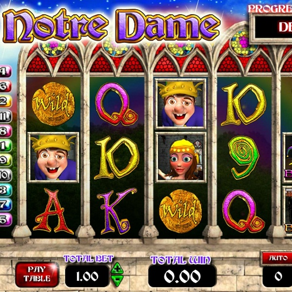 £25K Notre Dame Jackpot Available at Sky Vegas Casino