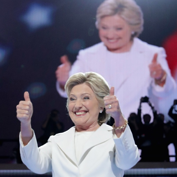 Paddy Power Pays Out Early on Clinton Winning US Election