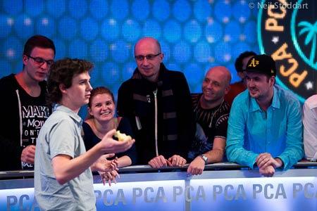 Panka Holds of McDonald to Win PCA $10,000,000 Main Event