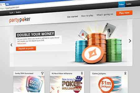 Party Poker Leads in New Jersey Online Gambling Market