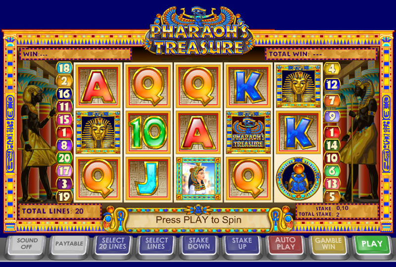 online casino germany pharaoh s