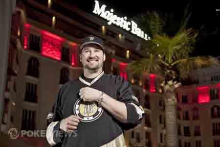 Phil Hellmuth Makes 100th WSOP Cash