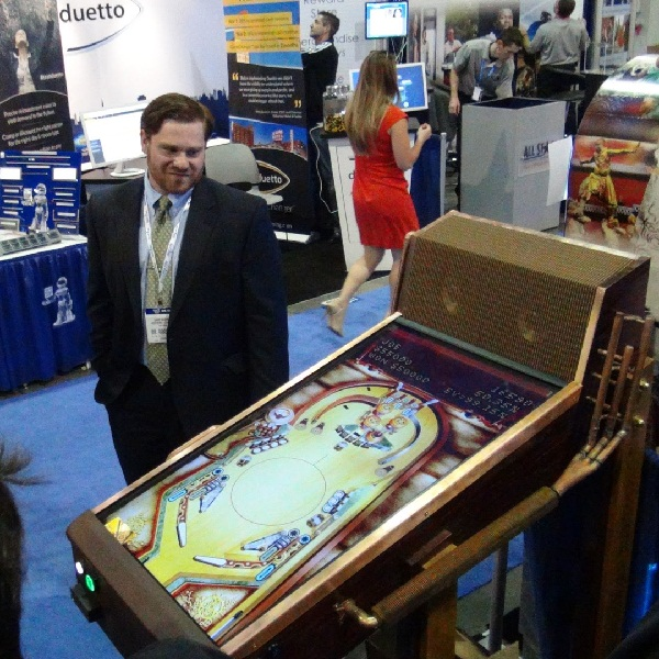 NanoTech Gaming Develops Pinball Skill Gambling