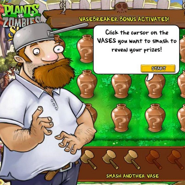Plants vs Zombies Jackpot at Sky Vegas Casino Grows Beyond £283K
