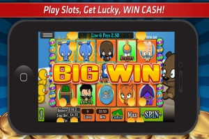PlayScreen Releases Slots Cash for iOS