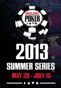Players Gather for 44th WSOP