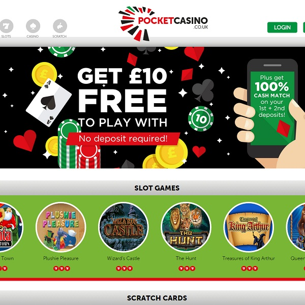 Fully Portable Pocket Casino Goes Live