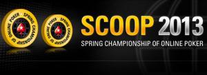 PokerStars Releases SCOOP 2013 Schedule