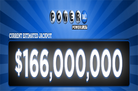 Powerball Jackpot Grows to $166 Million