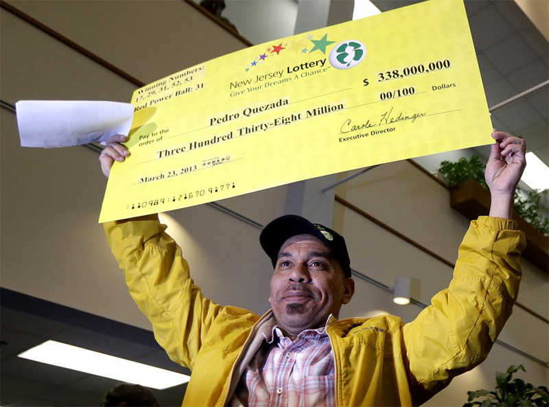 Powerball Jackpot Winner Plans to Help Others with Winnings