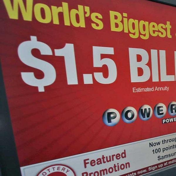 Three Ticket Holders Share Record $1.6 Billion Powerball Jackpot