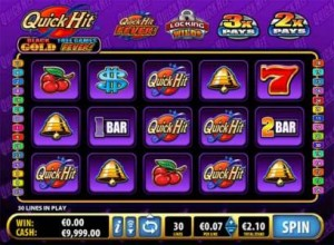 Quick Hit Black Gold Slot Released From Bally Software