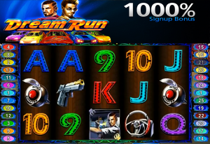 Race to Play the New Dream Line Online Slots