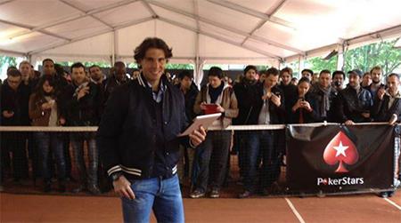 Rafa Nadal Challenges Fans to Poker Tournament