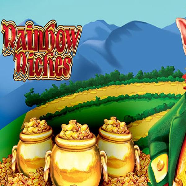 New Rainbow Riches Bingo Features Two Progressive Jackpots