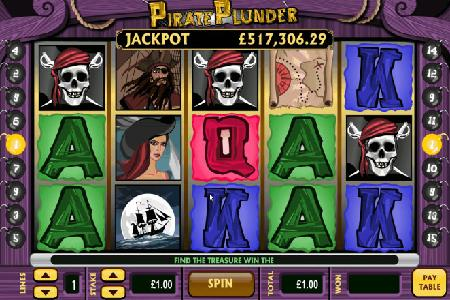 Pirate Plunder Slot Now Worth £1.4 Million in Treasure