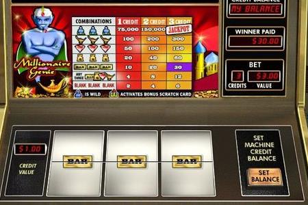 Millionaire Genie Jackpot Grows Beyond $1.5 Million