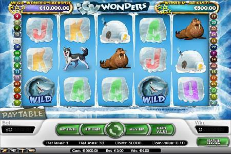 Mega Wonder Set to Astonish with €806,564 Jackpot