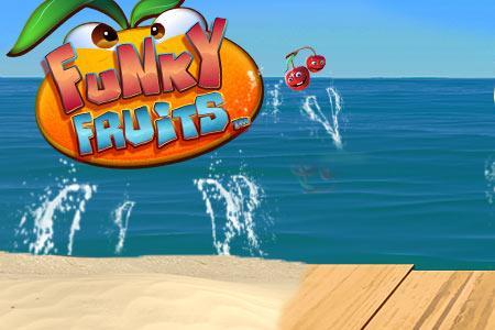 Funky Fruit Slots Offers $2 Million Progressive Jackpot