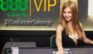 Record Growth for Evolution Gaming Live Dealer Studio