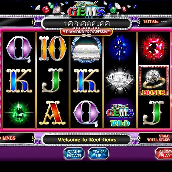Reel Gems Video Slots at Betfair Casino Offers £48K