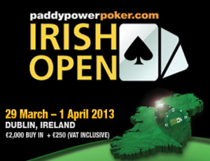 Register for Irish Open Online and Receive a Discount