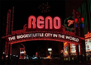 Reno Revenues Beat Las Vegas