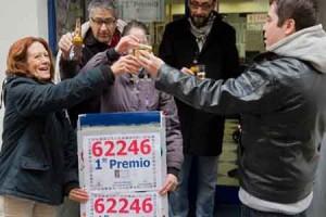 Residents of Spain's Poorest Region Win El Gordo Jackpot