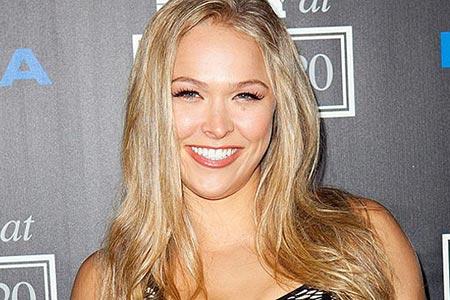 Ronda Rousey Won't Abandon UFC for Hollywood