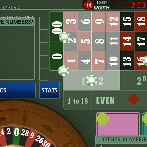 Roulette Royale Now Available for Mobile Devices