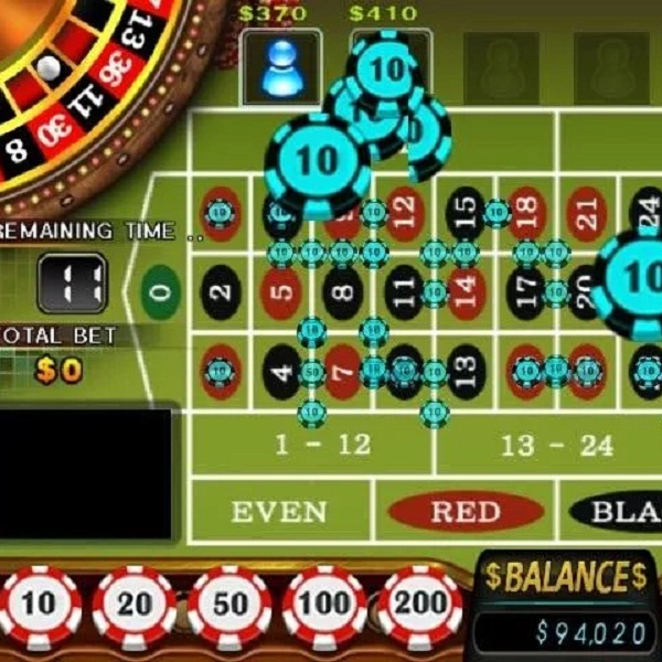Kingdom4J's Live Roulette Supports Mobile 7 Player Tables