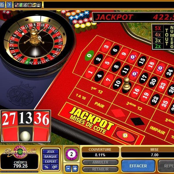 Roulette Royale Jackpot at Unibet Casino Exceeds $410,000